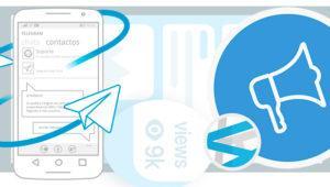 Поиск каналов телеграмм