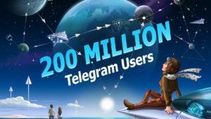 200 000 000 Ежемесячных активных пользователей